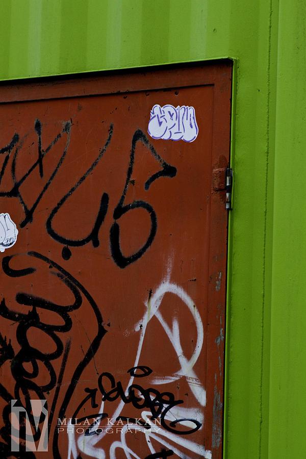 Door Photograph by Milan Kalkan