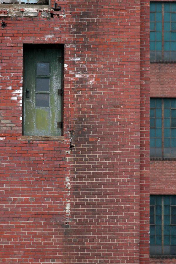 Door Photograph - Door To No Where by Artist Orange