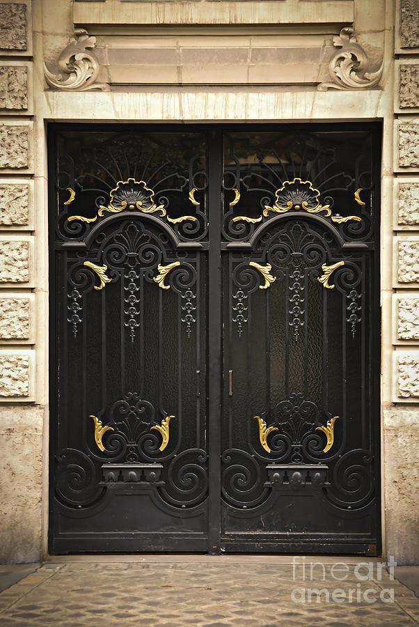 Door Photograph - Doors by Elena Elisseeva