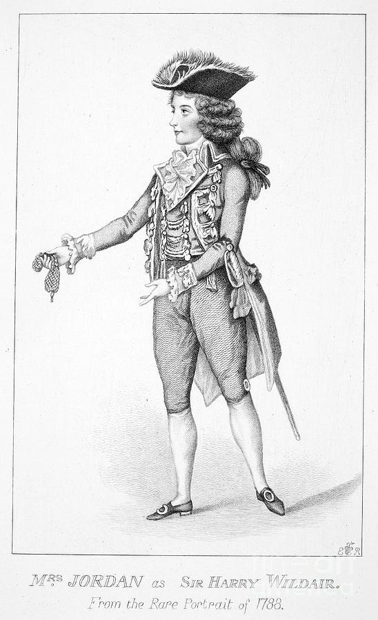 1788 Photograph - Dorothy Bland Jordan by Granger