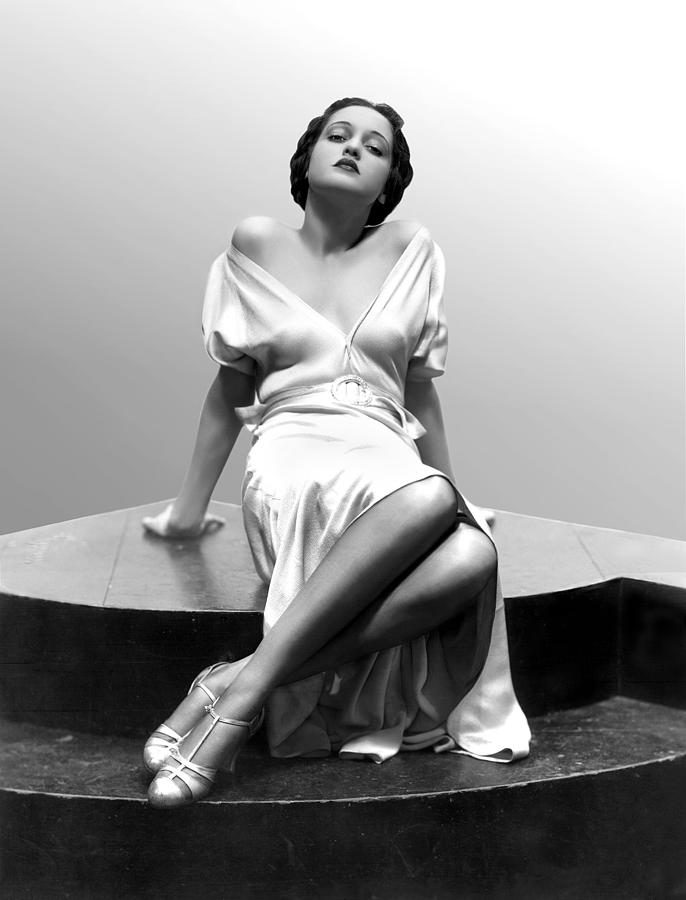 1930s Fashion Photograph - Dorothy Lamour, 18 Years Old, 1933 by Everett