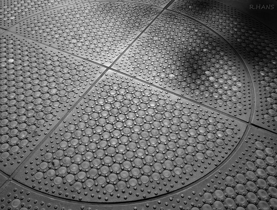 Central Park Photograph - Dots Of Central Park by Rob Hans
