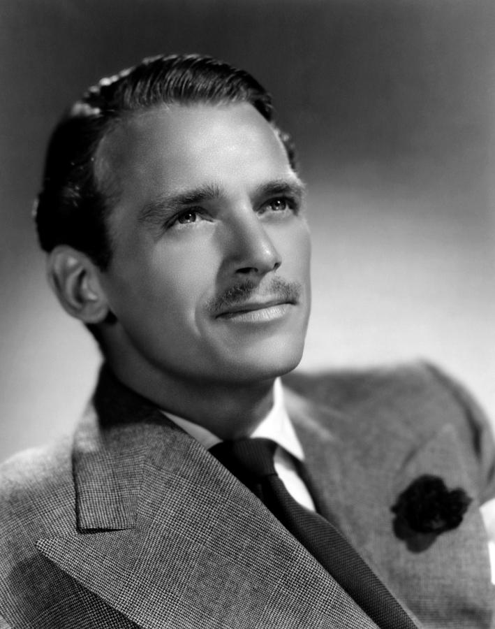 Ev-in Photograph - Douglas Fairbanks, Jr., 1939 by Everett