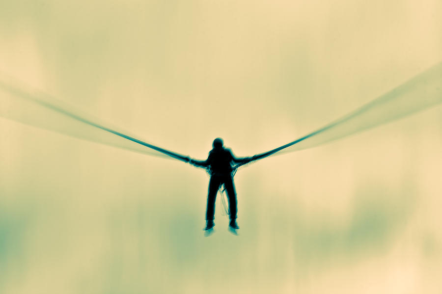 Surreal Photograph - Dragonfly by Justin Albrecht