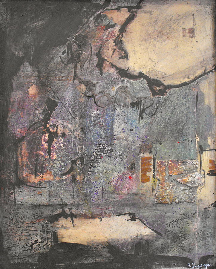 Mixed Media Mixed Media - Dream In A Mid Summer Night by Ralph Levesque