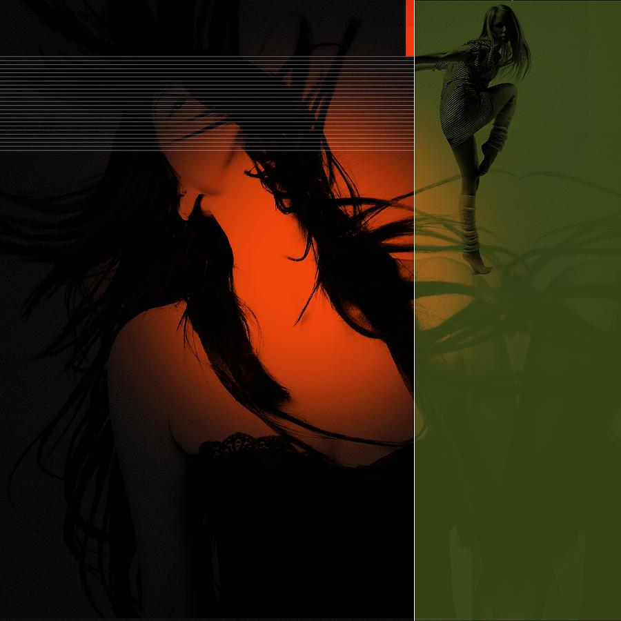 Romantic Digital Art - Dream by Naxart Studio
