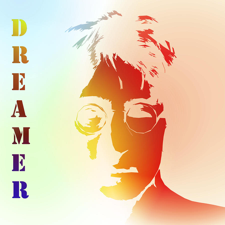 Impressionism Digital Art - Dreamer 2 by Steve K