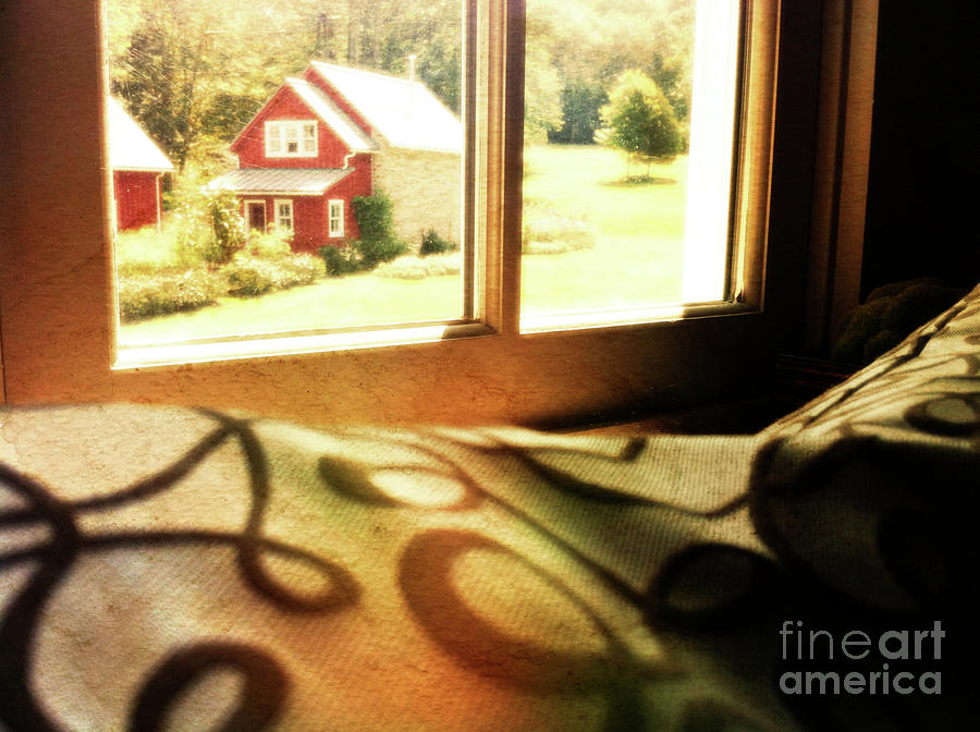 Window Seat Photograph - Dreams From The Window Seat by Kevyn Bashore