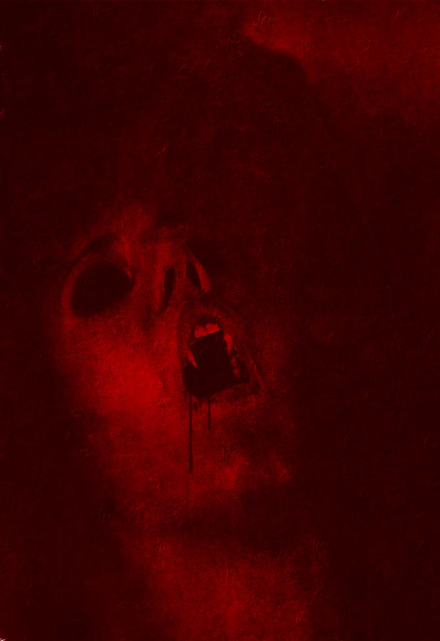 Vampire Mixed Media - Dreams of Blood by Jarno Lahti