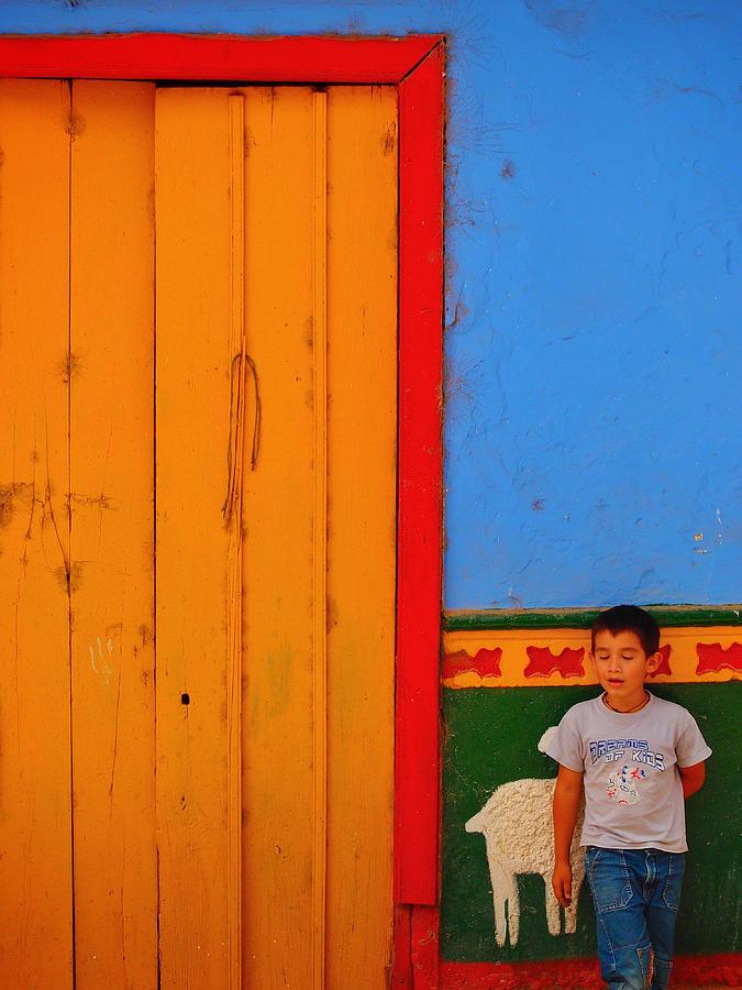 Dreams Of Kids Photograph - Dreams Of Kids by Skip Hunt