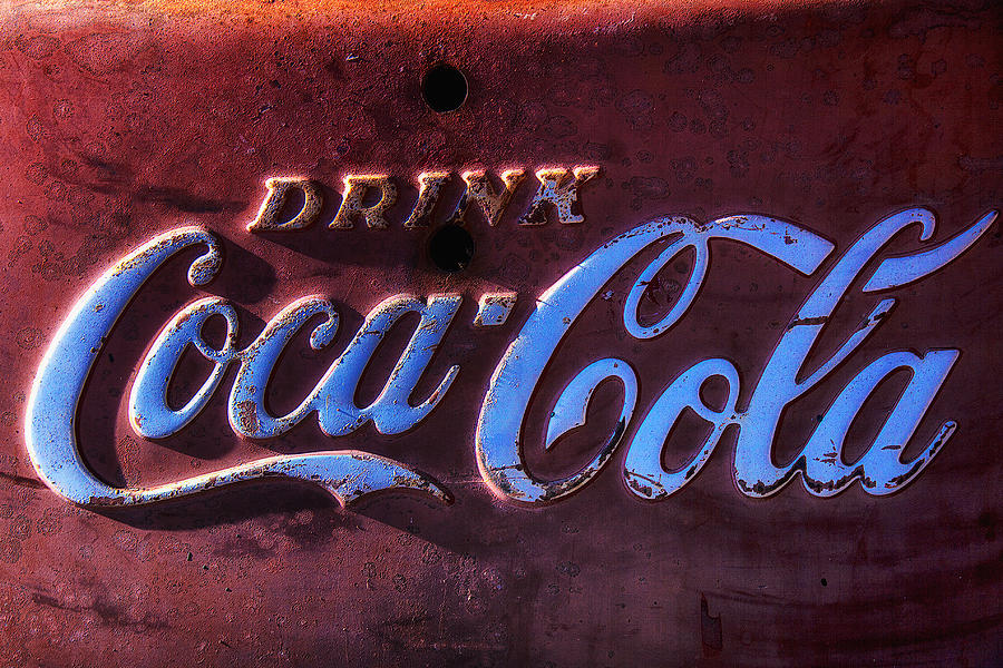 Drink Photograph - Drink Coca Cola by Garry Gay