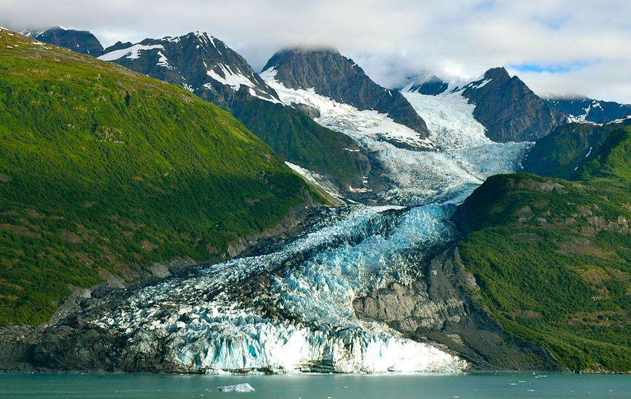Alaska Photograph - Drip by Kusumba Gallery