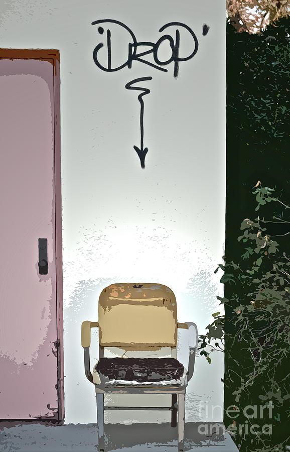 Drop Photograph - Drop by Gwyn Newcombe