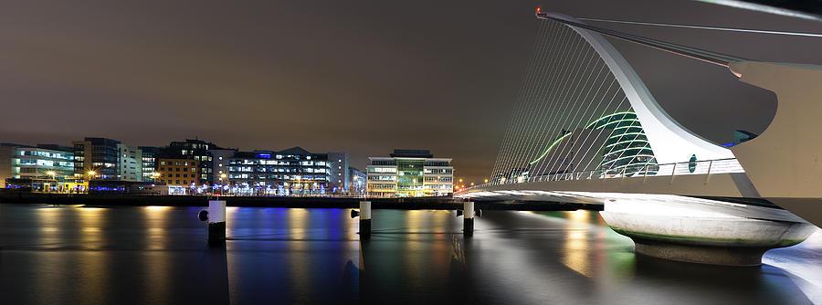Dublin Photograph - Dublin City by Brendan O Neill