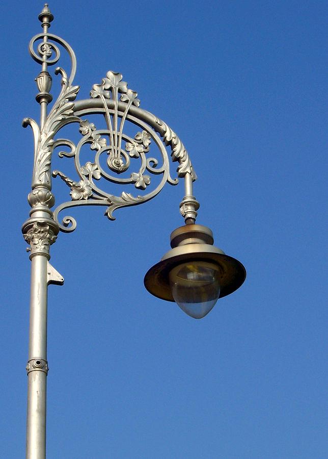 Dublin Lamp Post Photograph By Kelsey Horne