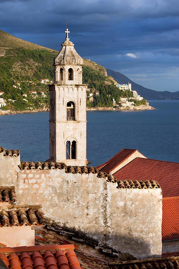 Dubrovnik Photograph - Dubrovnik Architecture by Artur Bogacki