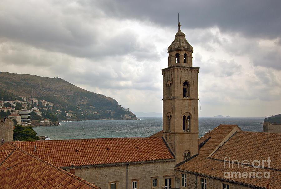 Dubrovnik Photograph - Dubrovnik View 3 by Madeline Ellis