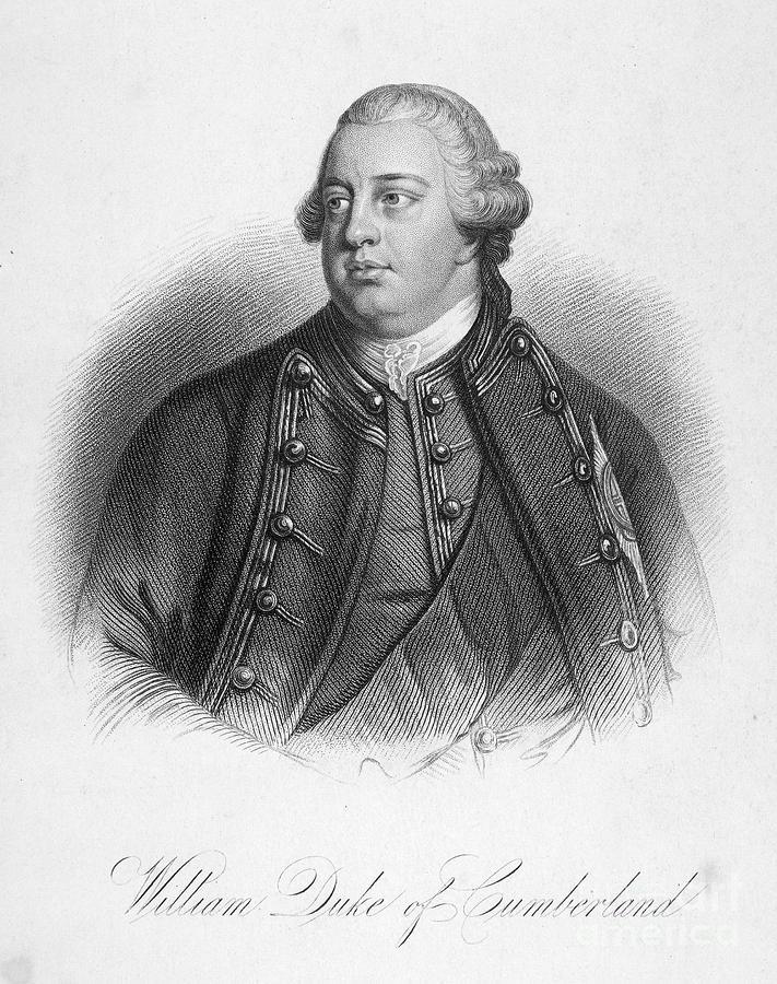 1836 Photograph - Duke Of Cumberland by Granger