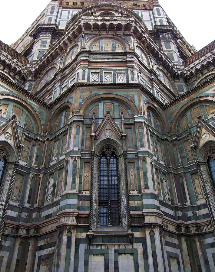 Duomo Photograph - Duomo Florence Italy by Micheal Jones