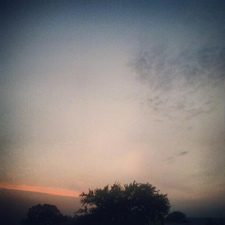 Andrography Photograph - Dusk... #andrography #nexuss #random by Kel Hill
