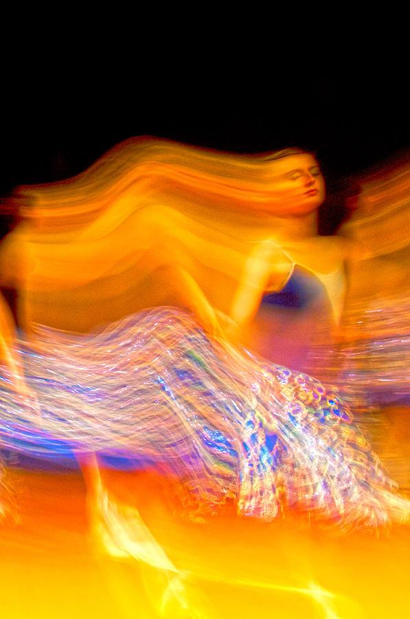 Dance Photograph - Dynamic - 2 by Okan YILMAZ