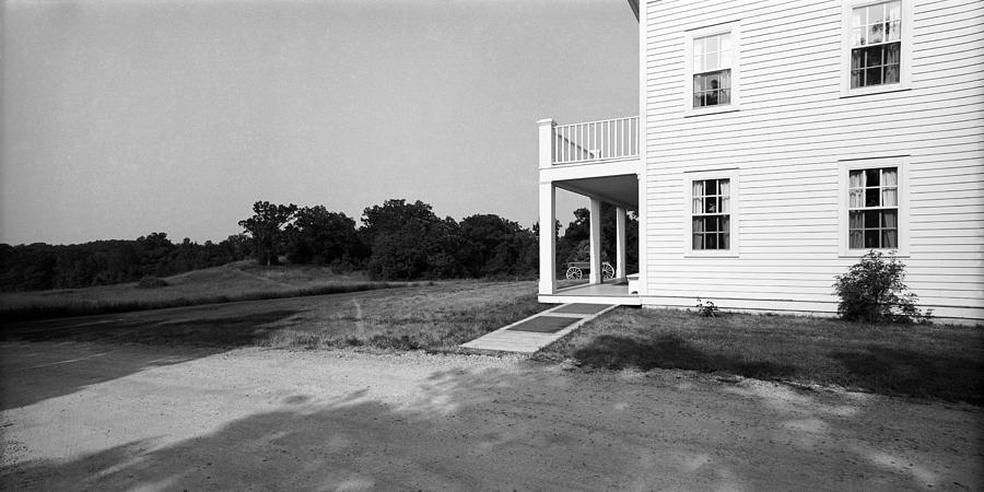 Wisconsin Photograph - Eagle Frame House by Jan W Faul
