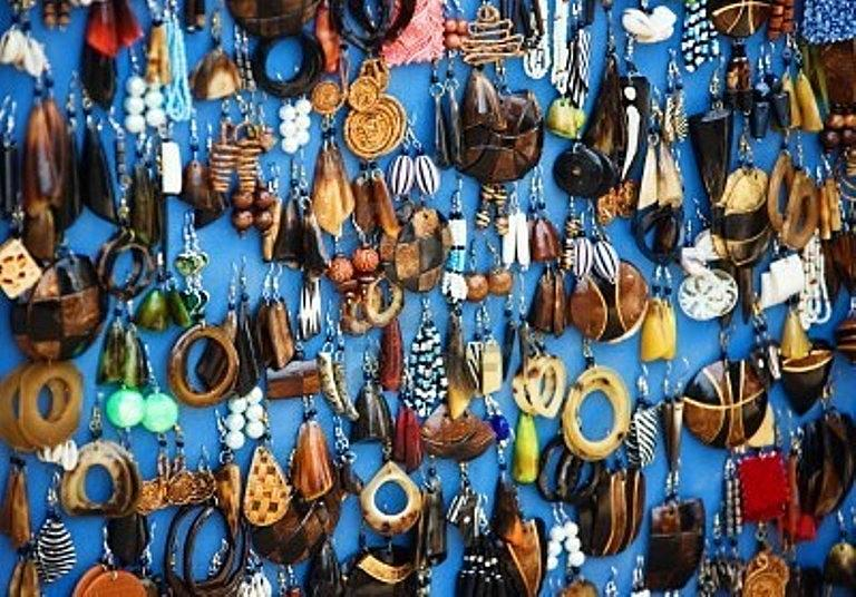 Earring Jewelry - Ear Rings  by Anjeh Ambroise