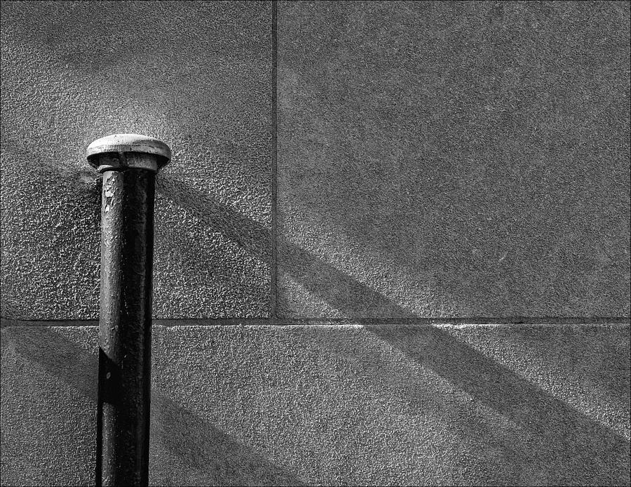 Black And White Photograph - Early Morning Light by Robert Ullmann