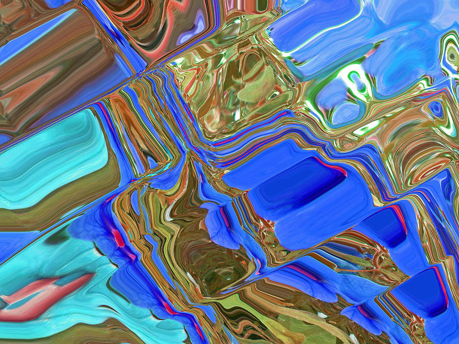 Abstract Photograph - Earth Tones by Aimee L Maher Photography and Art Visit ALMGallerydotcom
