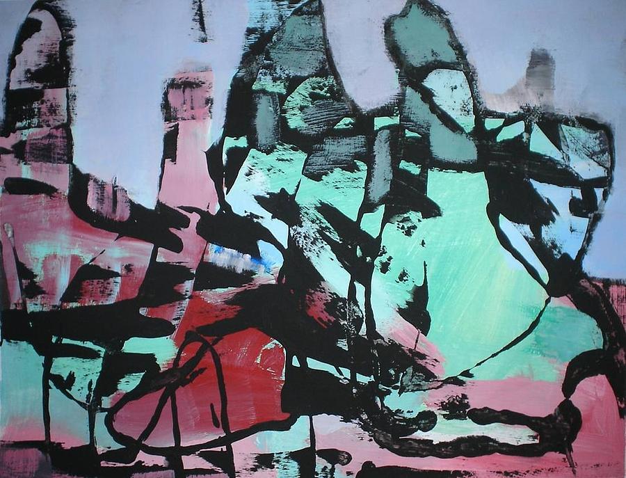 Painting Painting - Eat by Hugo Razlerfight