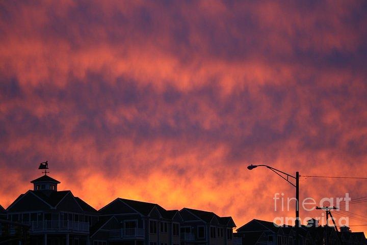 Sunset Photograph - Eat The Sky by Kerryn Davis