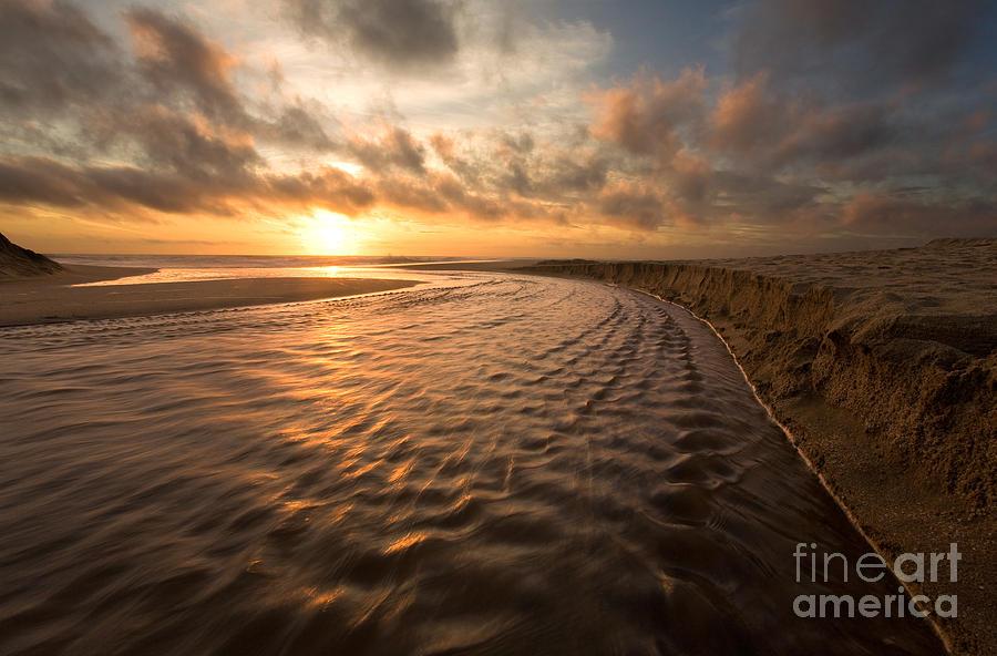 California Photograph - Ebb and Flow by Matt Tilghman