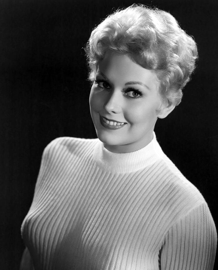 1956 Movies Photograph - Eddy Duchin Story, Kim Novak, 1956 by Everett