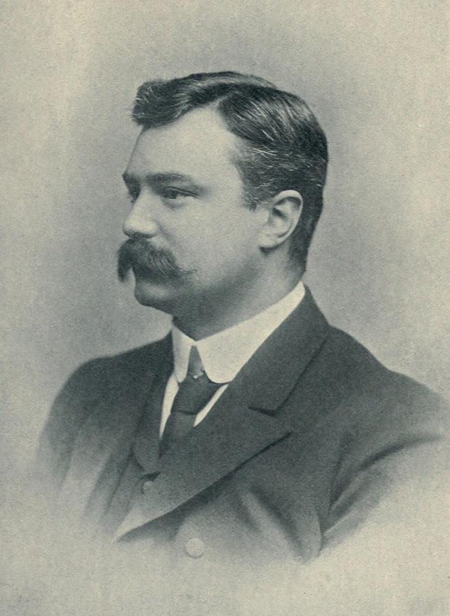 History Photograph - Edmund Dene Morel 1873-1924, British by Everett
