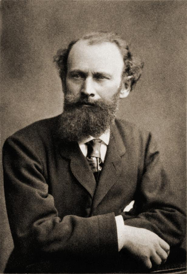 Edouard Manet 1832-1883, French Painter Photograph by Everett