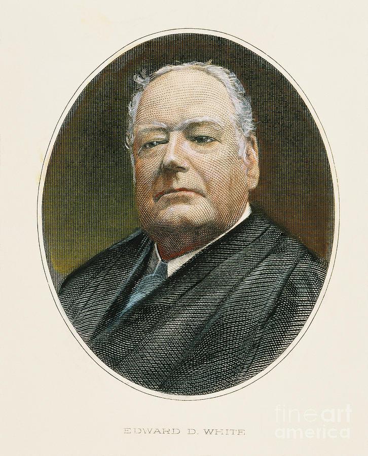 19th Century Photograph - Edward Douglass White by Granger