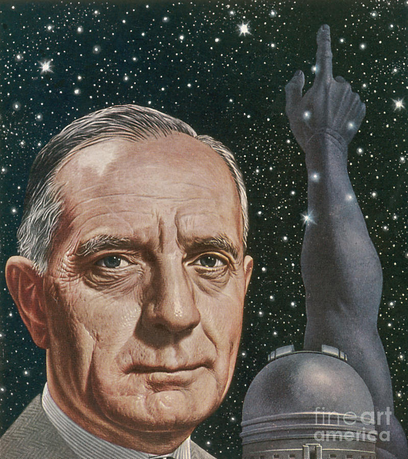 a biography of edwin hubble an american astronomer Biography american astronomer, one of the major figures in 20th century  science working with the 100-inch hooker telescope at california's.