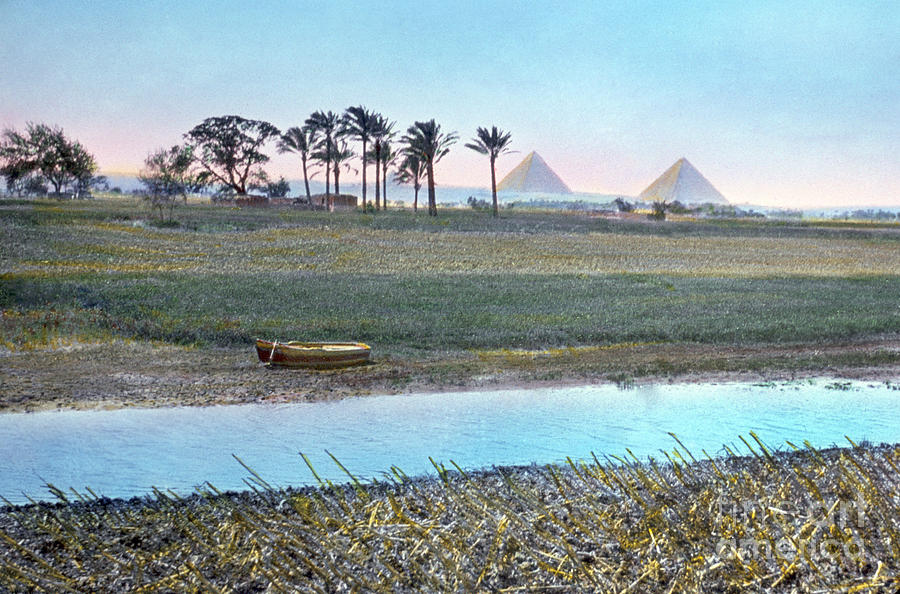 Une histoire abrégée de l`Ancien Testament – (avec images et cartes géographiques) Egypt-goshen-granger