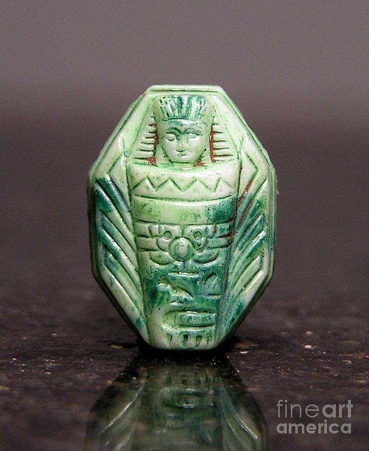 Mummies Jewelry - Egyptian 373 by Dwight Goss