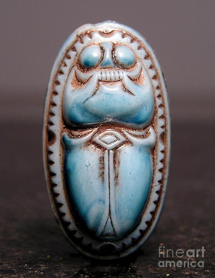 Scarabs Jewelry - Egyptian 377 by Dwight Goss