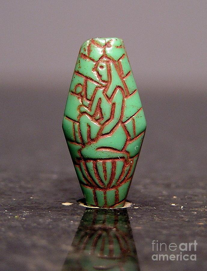 Drops Jewelry - Egyptian 378 by Dwight Goss