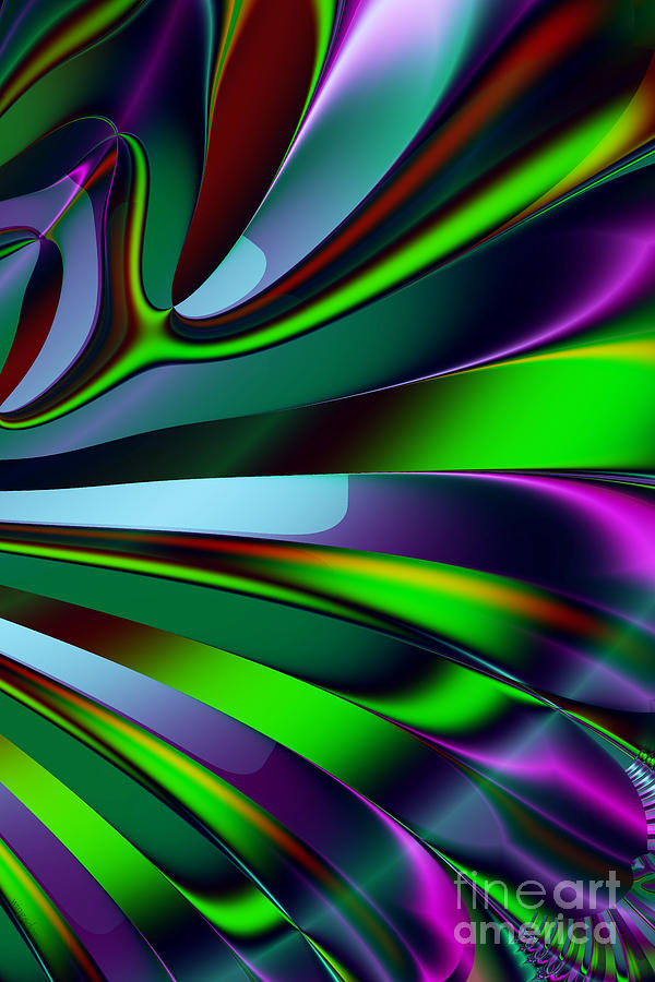Fractal Digital Art - Eichler Is Lost . S9 by Wingsdomain Art and Photography