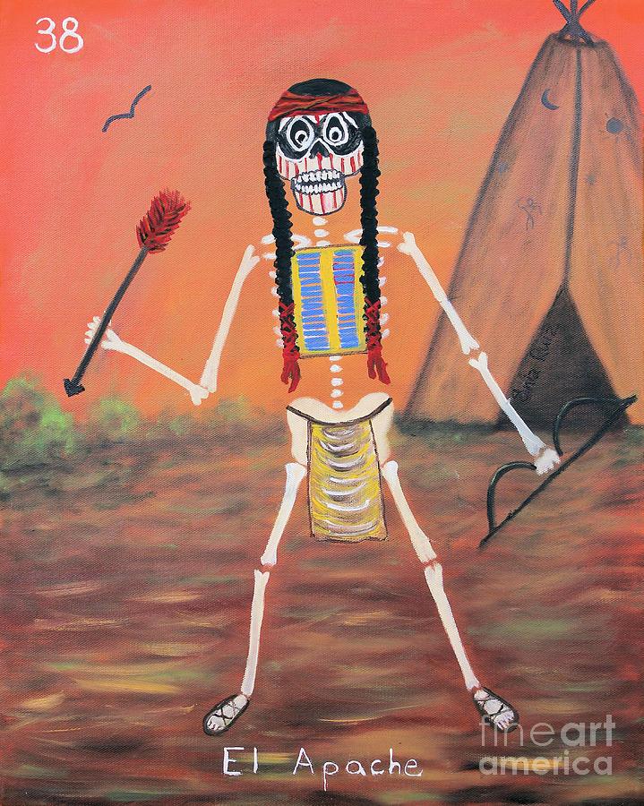 El Apache by Sonia Flores Ruiz