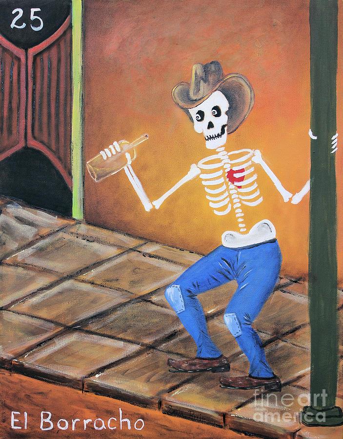 El Borracho by Sonia Flores Ruiz