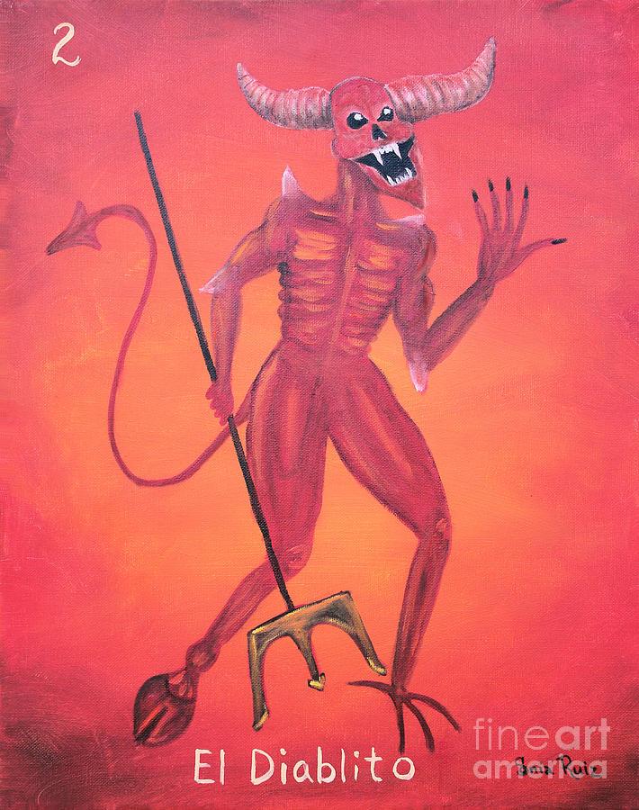 El Diablito by Sonia Flores Ruiz