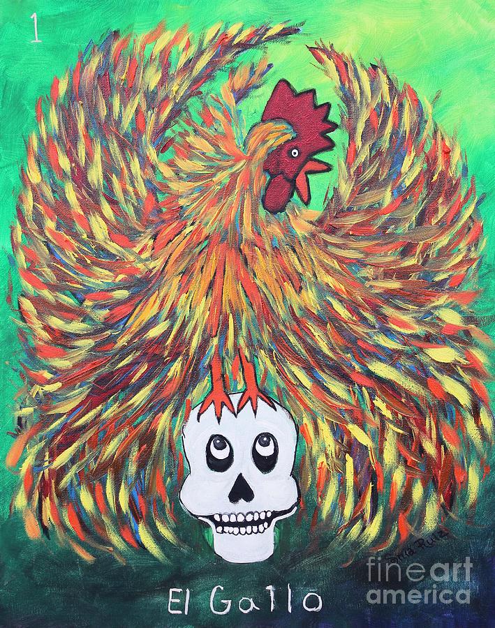 El Gallo by Sonia Flores Ruiz
