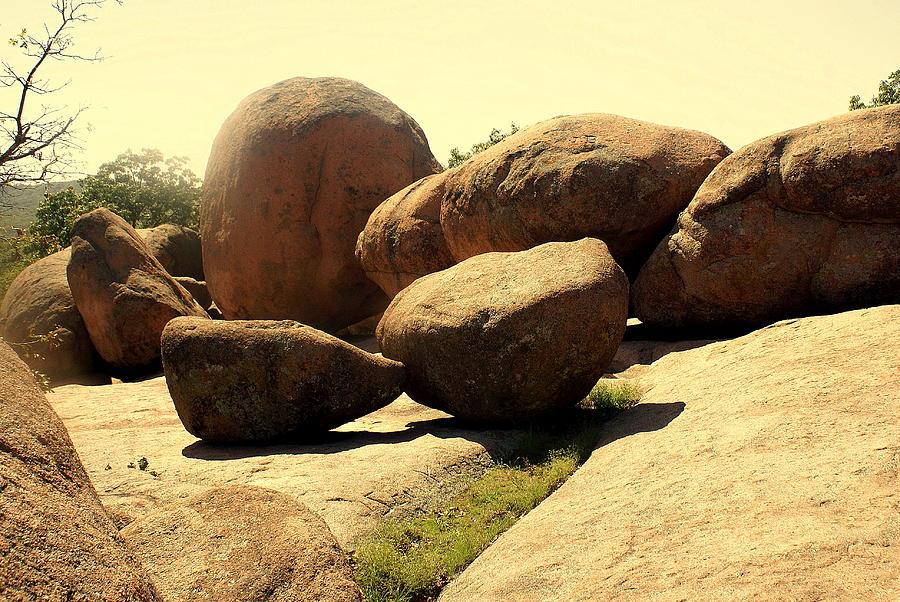 Elephant Rocks Photograph - Elaphant Rocks 4 by Marty Koch
