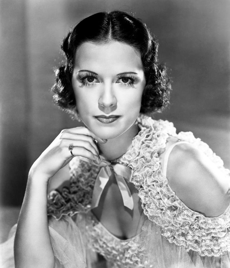 1940s Fashion Photograph - Eleanor Powell, Circa 1940s by Everett