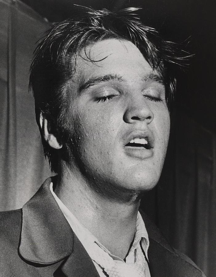 History Photograph - Elvis Presley 1935-1977 by Everett