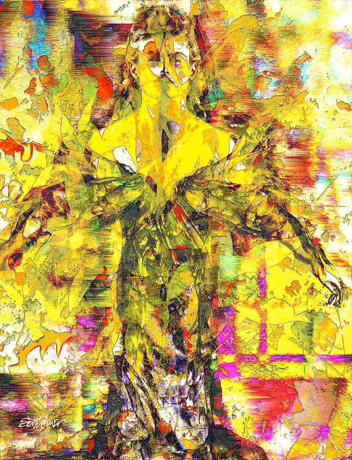 Seasons Change Digital Art - Embrace of Fall by Seth Weaver